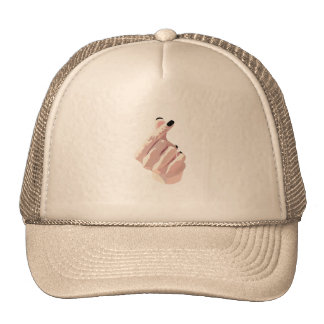 Casquillo inspirado coreano elegante del gorras