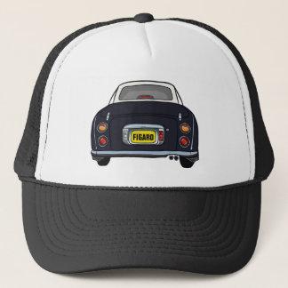 Casquillo negro de encargo del camionero de Nissan Gorras De Camionero