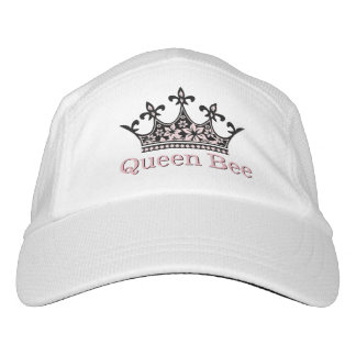 Casquillo personalizado corona de la reina gorra de alto rendimiento