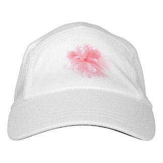 Casquillo rosado de la flor del Peony Gorra De Alto Rendimiento