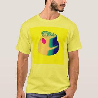 Casquillo suave camiseta