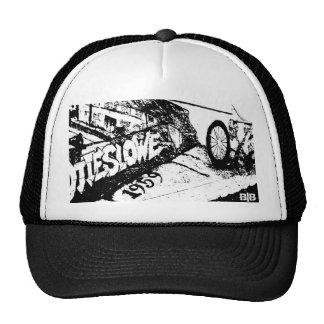 Casquillo urbano del perseguidor gorras