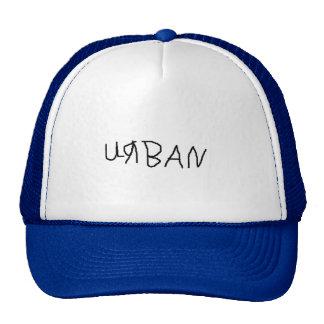 Casquillo urbano gorra