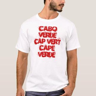 CASQUILLO VERT CABO VERDE DE CABO VERDE CAMISETA