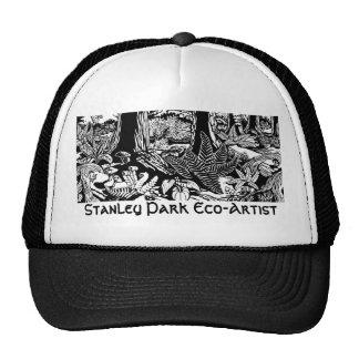 Casquillos del Eco-Arte del parque de Stanley de Gorro De Camionero