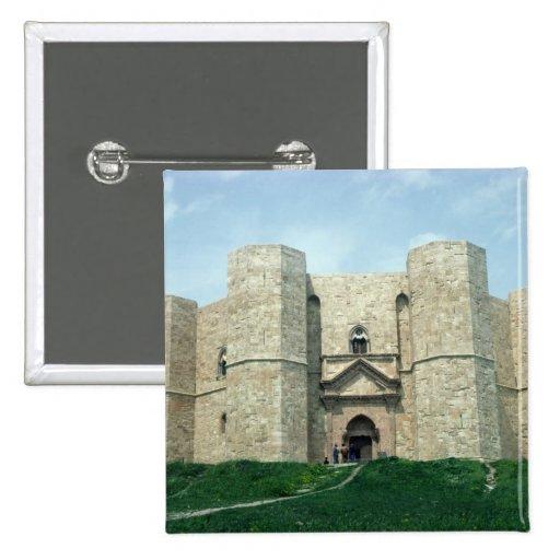Castel del Monte Pins