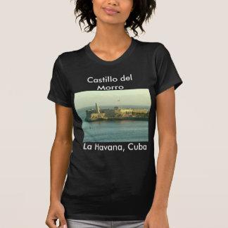 Castill del Morro La Habana Cuba Camiseta