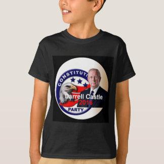 CASTILLO 2016 de Darrell Camiseta