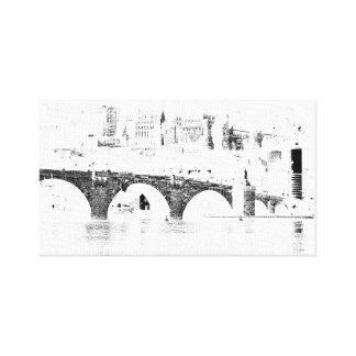 """Castillo Alemania 12"""" de Heidelberg"""" impresión X12"""