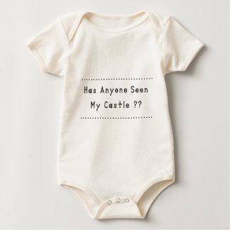 Castillo Body Para Bebé