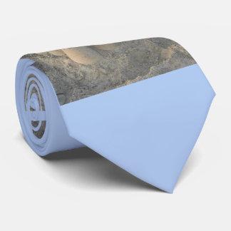 castillo de arena soñador corbatas personalizadas