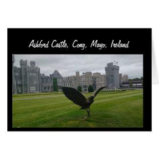 Castillo de Ashford, Cong, Mayo Tarjeta De Felicitación