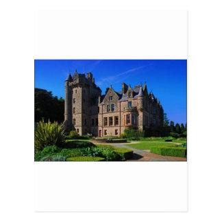 Castillo de Belfast Irlanda del Norte Postal