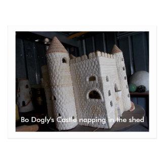 Castillo de Dogly Postal
