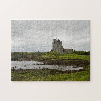 Castillo de Dunguaire, rompecabezas de Irlanda