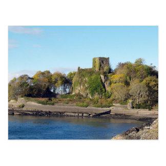 Castillo de Dunollie, Escocia Postal