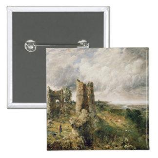 Castillo de Hadleigh, 1829 (aceite en lona) Pins
