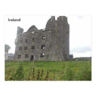Castillo de Leamenah, Co Clare, Irlanda Postal