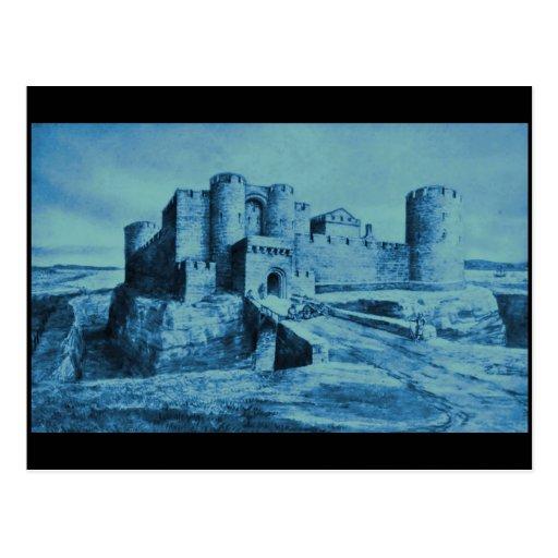 Castillo de Liverpool Postales