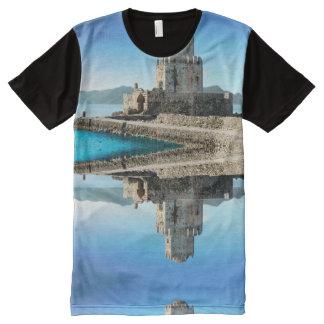 Castillo de Methoni, camiseta de Grecia