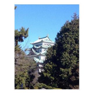 Castillo de Nagoya Postal