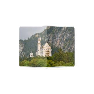 Castillo de Neuschwanstein en Baviera Alemania Portapasaportes