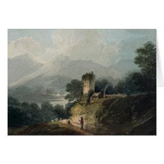 Castillo de Ross, Killarney, condado Kerry Tarjeta