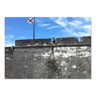 Castillo de San Marcos, St Augustine, FL Invitación