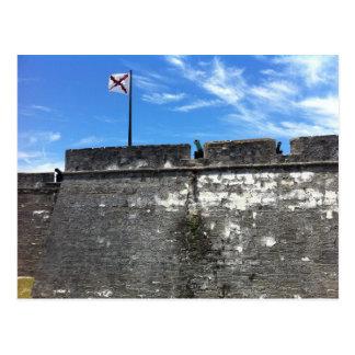 Castillo de San Marcos, St Augustine, FL Postal