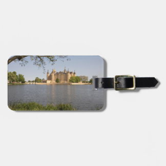 Castillo de Schwerin Etiqueta Para Maletas