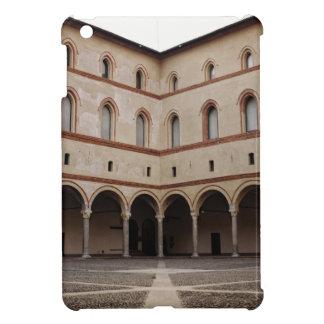 Castillo de Sforza (Castello Sforzesco) en Milano,