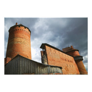 Castillo de Turaida, Sigulda, Letonia Impresiones Fotográficas