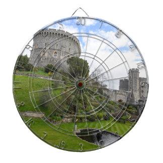 Castillo de Windsor en Inglaterra Diana