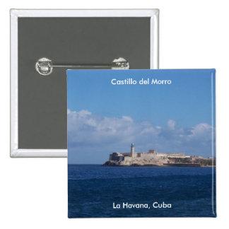 Castillo del Morro La Habana Cuba Pins