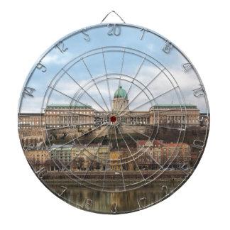 Castillo Hungría Budapest de Buda en el día Diana