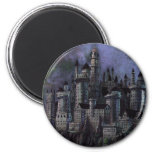 Castillo magnífico de Hogwarts Iman