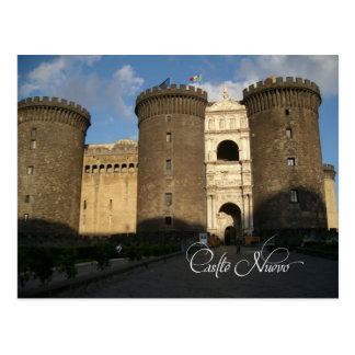 Castillo Nuevo Postal