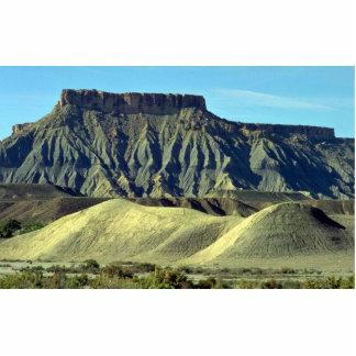 Castillo Utah los E E U U Escultura Fotografica