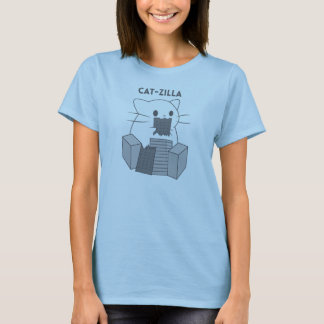 Cat-zilla Camiseta