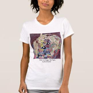 Català: Bordes de Les, la Virgen, por Klimt Camiseta