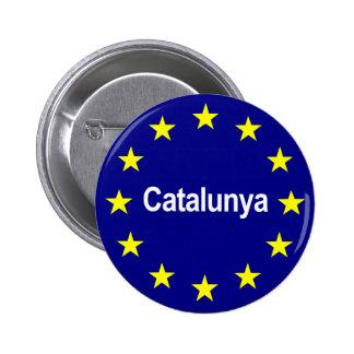 cataloniaeuropeanstate2 chapa redonda de 5 cm