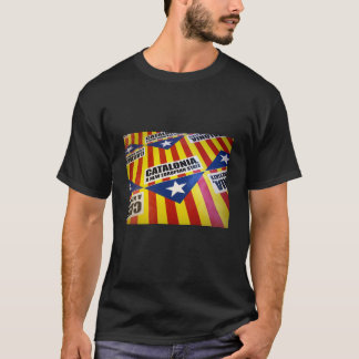 Catalunya : Nou estat d' Europa Camiseta