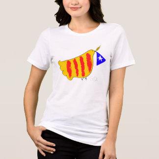 Catalunya Pau i Llibertat , Catalonia peace dove. Camisetas