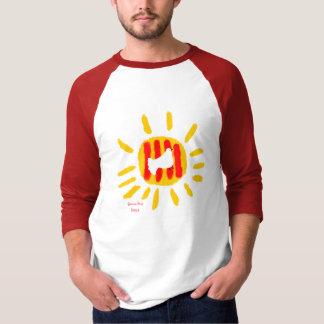 Catalunya Sun, símbolo patriótico Camisetas