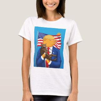 Catástrofe americana camiseta