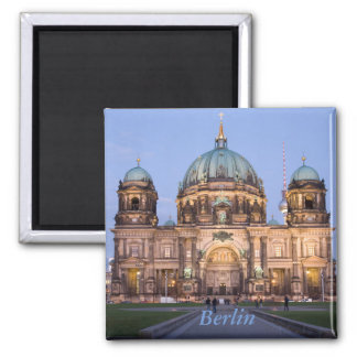 Catedral de Berlín Imán