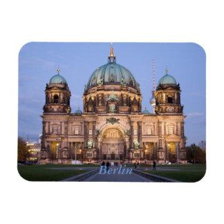 Catedral de Berlín Imán Flexible