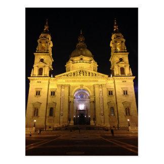 Catedral de Budapest Postal