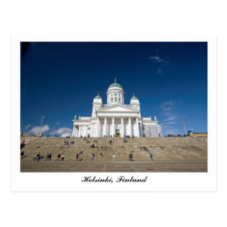 Catedral de Helsinki Postal