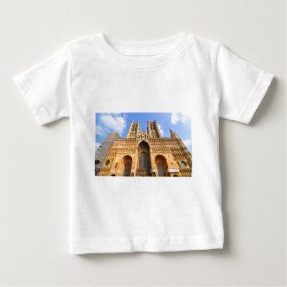 Catedral de Lincoln Camiseta De Bebé